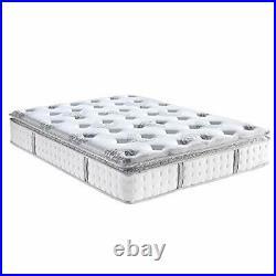 Mercer Pillow Top Cool Gel Memory Foam and Innerspring Hybrid Twin XL Mattress