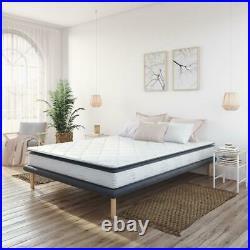 Modern Sleep Synergy 9 Memory Foam And Innerspring Hybrid Pillow Top Mattress
