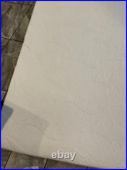 My Pillow King Size Foam Mattress Topper 3 Thick Top Pad MyPillow