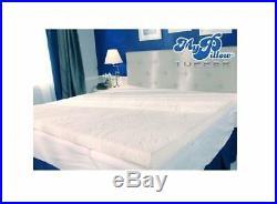 My Pillow Mattress Topper 3 Inch Top Pad Foam Comfort FULL SIZE