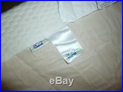 My Pillow mattress bed topper 3 King size top pad