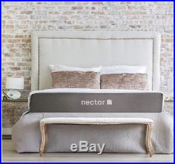 NECTAR King Mattress + 2 Free Pillows CertiPUR-US Certified FREE SHIPPING