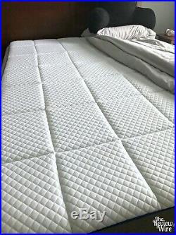 NECTAR MEMORY FOAM MATTRESS Double 135cm X 200cm 4ft 6in +Pillow-in-Pillow desi