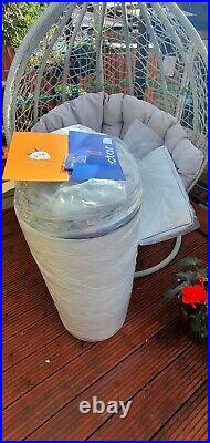NECTAR MEMORY FOAM MATTRESS King size 150cm X 200cm 5ft 6in +2 Pillow