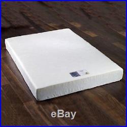 NEW Mattress Time Memory Foam Mattress (12 Inch) & Free Pillows FREE NEXT DAY