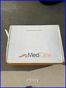 NEW MedCline LP- Shoulder Relief Reflux System wedge withbody pillow Small