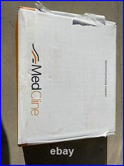 NEW MedCline LP- Shoulder Relief Reflux wedge withbody pillow LARGE w pillow cases