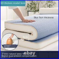Natural Latex Mattress Foldable Colchones Memory Foam Filling Mattress 6cm/9cm