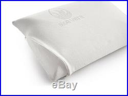 Naturalex Memory Foam Pillow Soothing Aloe Vera + Cushioned Neck/Head Support