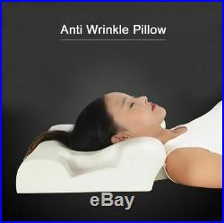 Neck Pillow Memory Foam Anti Wrinkle Anti Aging Wrinkle Prevention Natural