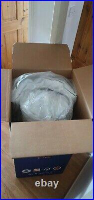 Nectar MEMORY FOAM Mattress, UK King Size 150 x 200 cm 25cm White 2 Pillows