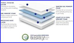 Nectar Mattress Brand New Standard Double Memory Foam Plus 2x Pillows