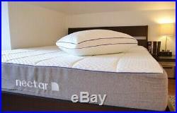 Nectar Sleep Double Mattress with Pillows