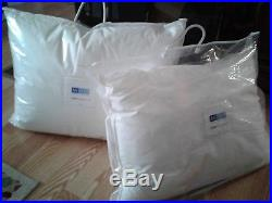 New Bedding Set Full size. Includes 2 Topper, Sheet set, Down Blanket & Pillows