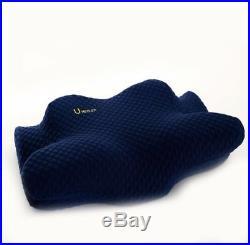 New Design Patented X-Shape Memory Foam Anti-Wrinkle Pillow Anti-Aging Pillow