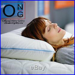 New Luxury Tempur-pedic(r) Tempur-cloud(tm) Breeze Dual Cooling Queen Pillow