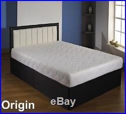 New Medium 8 Inch 1+7 Reflex Memory All Foam Mattress + Free Pillows
