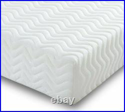 New Memory Reflex Foam Mattress Any Size FREE PILLOWS WITH EVERY ORDER
