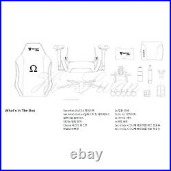 OVERWATCH Secretlab OMEGA Chair D. Va Limited Edition + Memory foam pillows