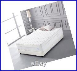Oliver Smith Organic Cotton 12 Inch Deluxe Sleep Plush Euro Pillow To