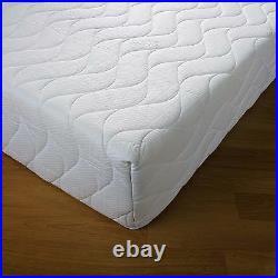 Orthoapedic Reflex Memory All Foam 6 Mattress 5+1 + Free Memory Foam Pillows