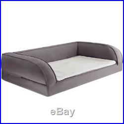 Orthopaedic Dog Cat Bed Memory Foam Pain Relief Sofa Couch Pet Pillow Elderly