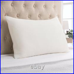 Orthopaedic Head Neck Back Support Cool Memory Foam Cover Anti-Bacterial Pillow