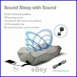 PILO Ergonomic Smart Music Pillow Orthopedic Contour Neck Pillow of Memory Foam