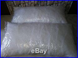 Pair Of Amerisleep King Size Memory Foam Pillows, NW07 (Vacuum Sealed)