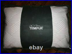 Pair of Genuine Tempur comfort pillows with Cooltouch covers brand new unused