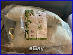 Panda Life Memory Foam Pillows King Size 2 PK