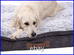 Petface Ultimate Luxury Memory Foam Bed, Large