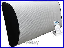Pikolin Pillow Memory foam with Speakers Connects Phone Tablet MP3 Radio NEW