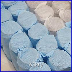 Pillow Top Cool Gel Memory Foam Innerspring Hybrid Twin Size 12 Inch Mattress