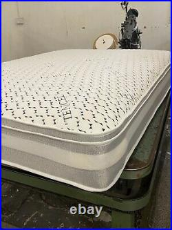 Pillow Top HYBRID 2000 RESPONSIVE MEMORY FOAM MATTRESS 4FT 6 DOUBLE 5FT KING
