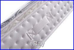 Pillow Top Memory Foam Bed Mattress Pocket Sprung Mattress 4FT6 Double 5FT King
