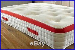 Pocket Spring Series 1500 Memory Foam Pillow Top Matt 3ft 4ft6 5ft King Size 6ft
