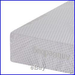 Premium Hybrid Anti Bed Bug Reflex Memory Foam Mattress-Free Memory Pillow-AJ34p