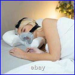 Putnams Memory Foam Advanced CPAP Pillow (sleep apnoea) reduce blow out NHS