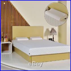 Queen Size Mattress 10 Memory Foam Pad Bed Sleep Rest Topper 2 FREE Pillows New