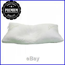Quiesta Memory Flake Pillow, Foam Interior, Bamboo Fabric Case