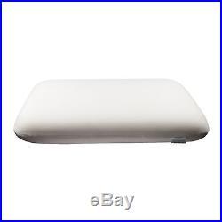 Rectangular Pillow Memory Foam Sleeping Cushion Sofa Bed Comfort Soft 18x28