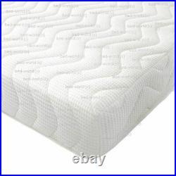 Reflex Memory All Foam Mattress 5 + 1 + Free Pillows Free Next Day Delivery
