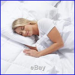SERTA 4 Pillow Top and Memory Foam Mattress Topper CAL KING