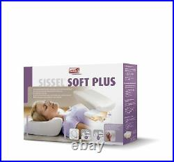 SISSEL Unisex Outdoor Orthopaedic Pillow available in Nude Ecru Size 47