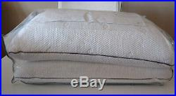 Saatva Memory Foam Pillow 2 New Queen $270 Cooling Contouring Support SHIPSFAST