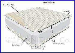 Sareer Firm Reflex Foam Mattress Various Sizes and FREE PILLOWS
