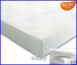 Sareer Latex Memory Foam Mattress Various Sizes and FREE PILLOWS