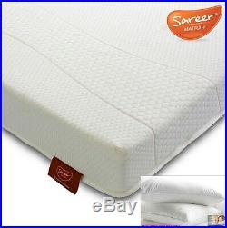 Sareer Value Reflex Memory Foam Mattress Various Sizes and FREE PILLOWS
