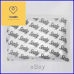 Sealy Essentials Memory Foam Gel Cooling Pillows, White, Standard/Queen